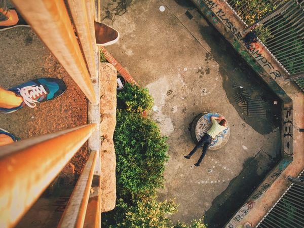 Berlin Wedding, Humboldthain, Flak Tower, Travel Photography