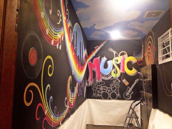 Mural Painting Hobby ArtWork