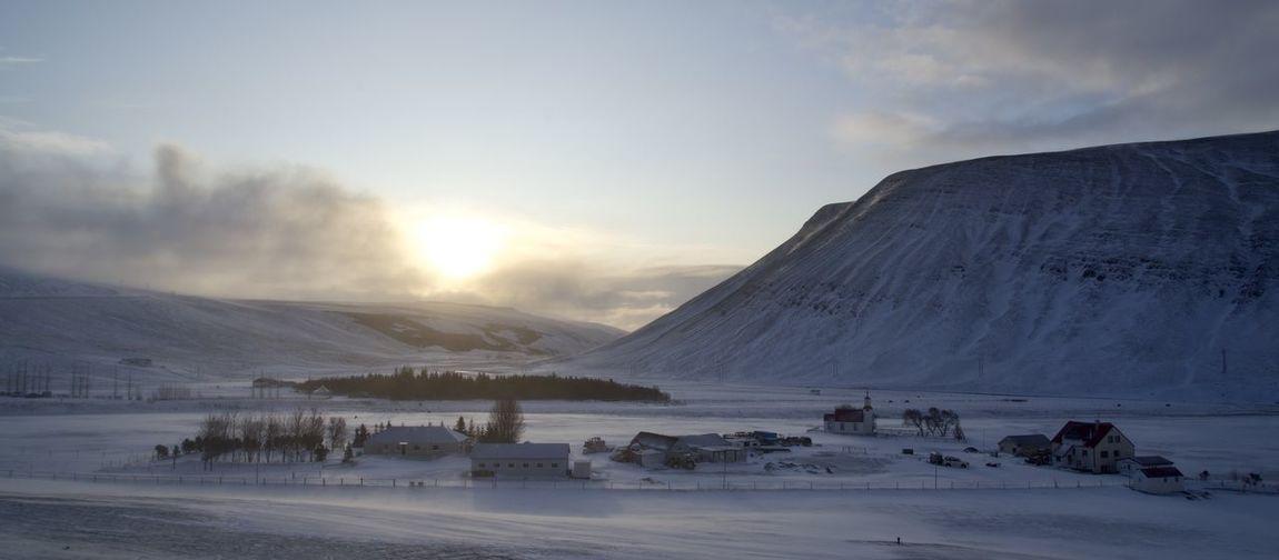 Sky Winter