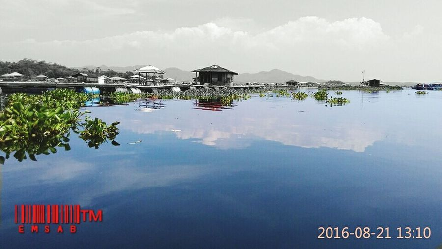 Floating house Taking Photos Relaxing Enjoying Life Hanging Out Hello World Edit Photography Water Traveling Moments Panorama Connected By Travel