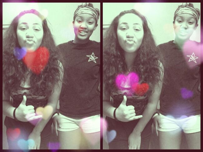 Me and Micaela <--think i spelled her name right !