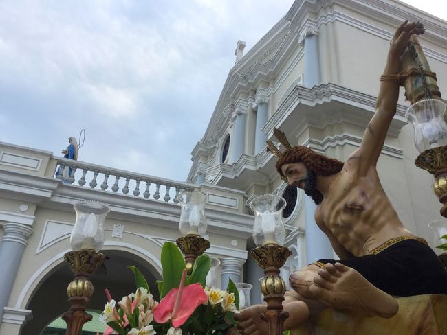 Holy Week Good Friday Eyeem Philippines Amateurphotography Church Jesus Jesus Christ
