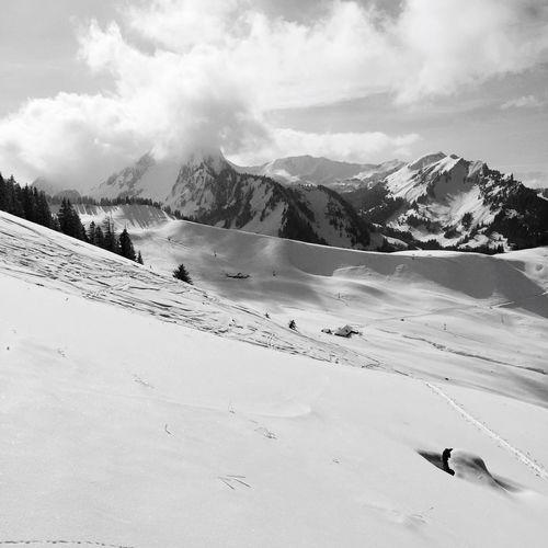 Schwarzsee Snow ❄ Skitouring