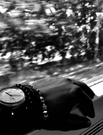 Day Transportation Nature Close-up Watch Motion Wristwatch