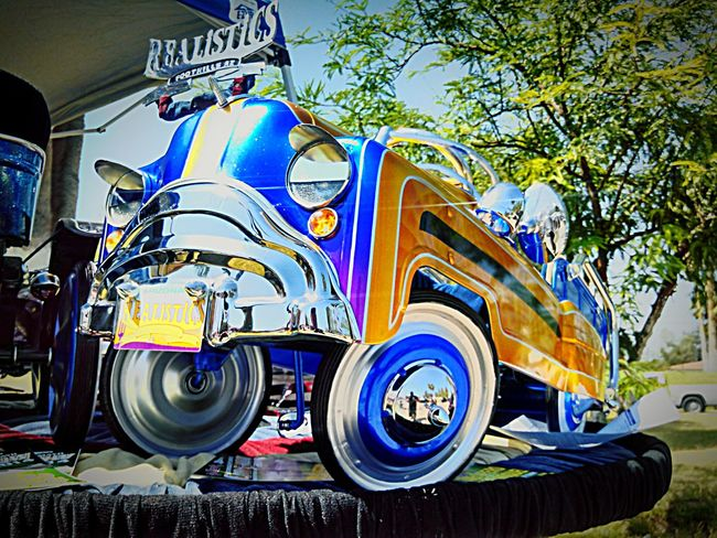 Nice Pedal Car👍 Pedalcar Lowrider Followme Nice Patterns PaintJob Check This Out