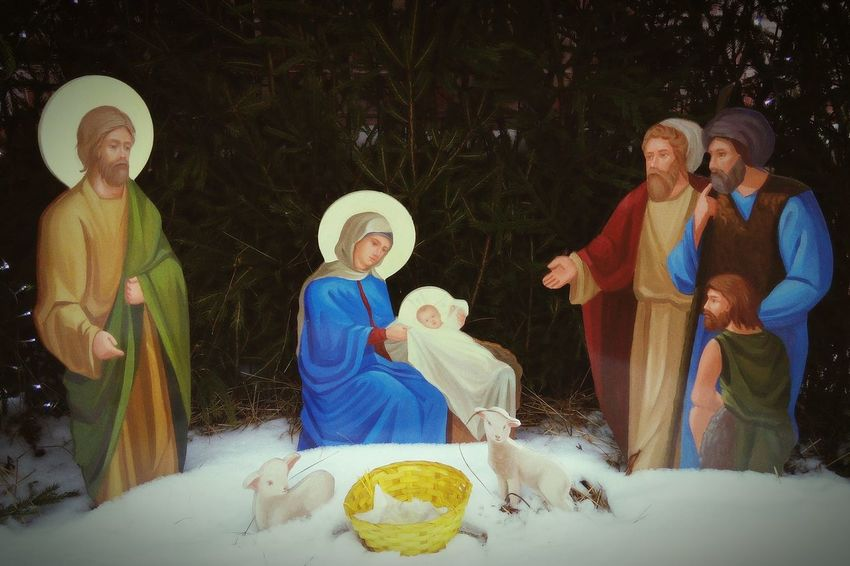 Чудо рождения! Christmas Jesus Christ Православное Рождество православие