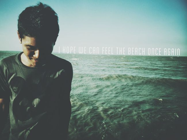 Miss our quality time That's Me Old Me Memories Typography Beach Vscocam