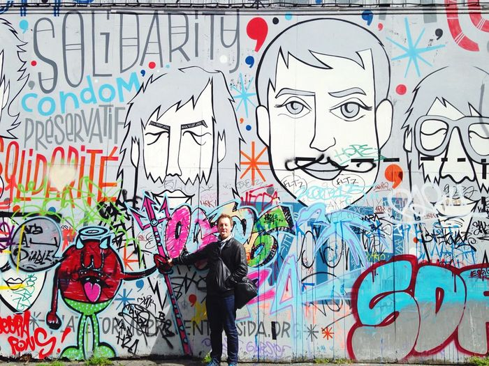 Streetphotography Street Art Streetart/graffiti Open Edit