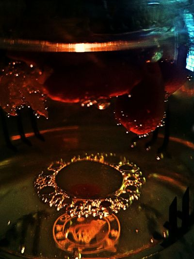 魅影 #urbanana: The Urban Playground Illuminated Alcohol Drink Wine Close-up