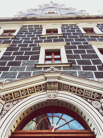 P E R S i S T Architecture Building Exterior Low Angle View Built Structure Perspective Perspectives Persistance Persist Above Exploring Germany