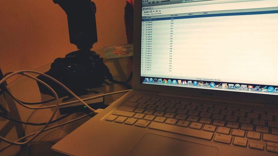 Editing some pics