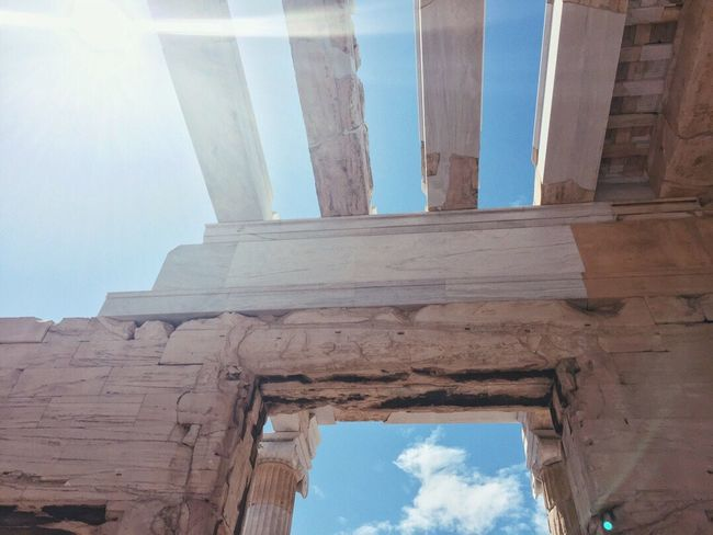 Lookingup Look Up And Thrive Acropolis, Athens Acropolis Greek Architecture Ancient Architecture Ancient Ruins