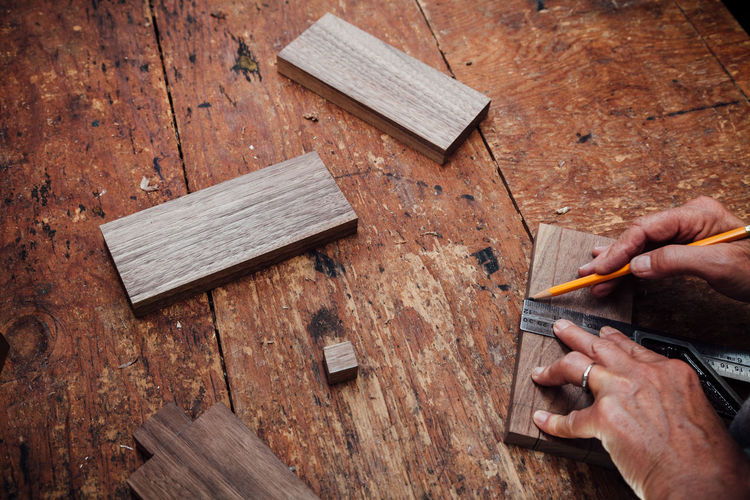 Craftsman Working Carpenter Carving - Craft Activity Close-up Craftsmanship  Craftsperson Expertise Hand Tools Handmade Human Hand Indoors  Maker Manual Worker Occupation Skill  Tools Wood - Material Wood Shop Woodworking Work Tool Workbench Working Workshop