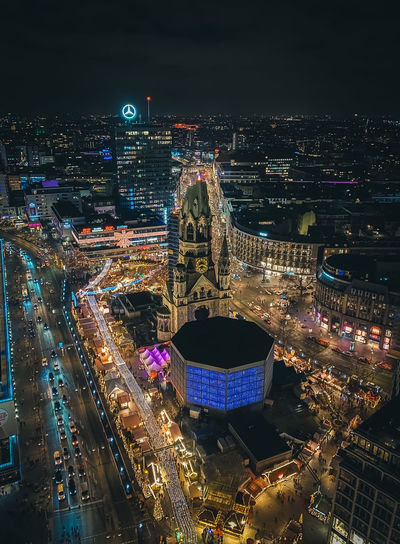Shot on iphone 11 pro - berlin by night