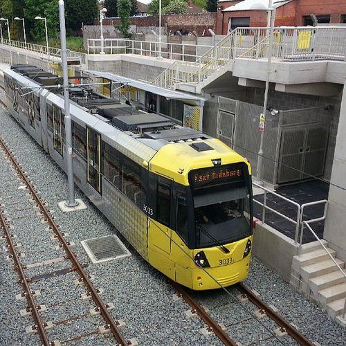 Metrolink Burtonroad Westdidsbury