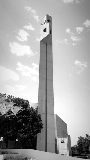 Contemporary Minaret KenzoTange Minaret Architecture Sky Tower
