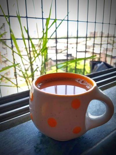 tea addiction Close-up