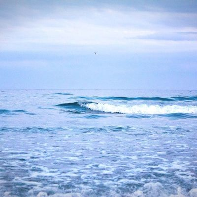 I miss the Ocean , Summer , and Bonfires . Blue summertime summertimesaddness photography photooftheday beautiful beautifulday instagood happy happiness tbt