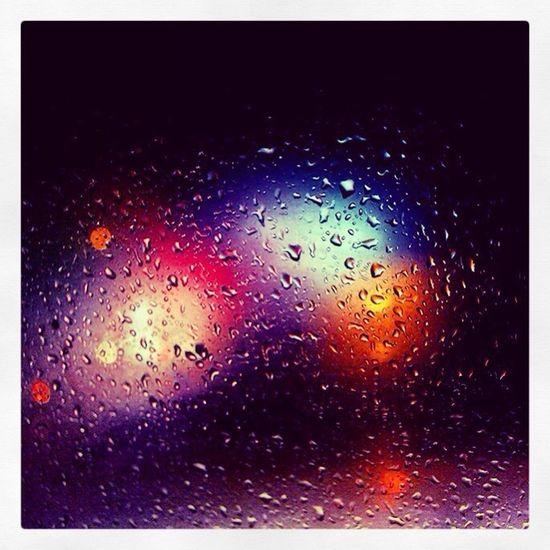Rain Streetphotography City Lights