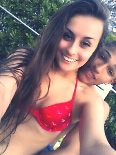 Pool With My Boo
