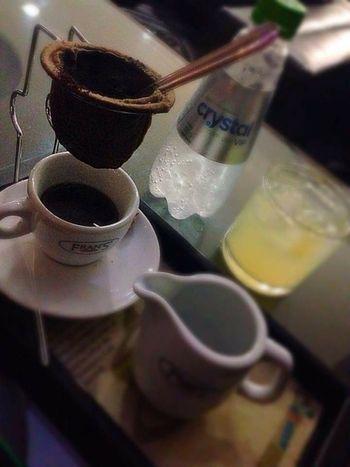 Bebemos. Espresso Chai Latte Strong Coffee Coffee And Cigarettes Good Service