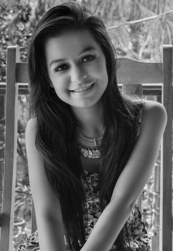Nice day Beauty Blackandwhite Dreams Emotion Eyes Hair Portrair Skin Smile Time To Reflect