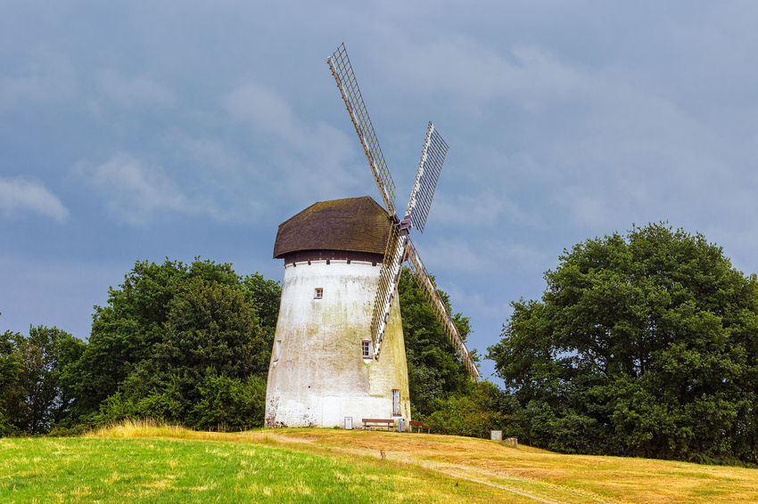 Traarer Mühle, Egelsberg, Krefeld Architecture Egelsberg EyeEm Nature Lover EyeEmNewHere Krefeld,Germany Windmill Niederrhein Windmills Photography EyeEmNewHere