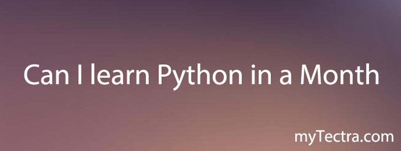 The question is simple! Can you learn Python coding in a month? Before we get into that we should learn why Python! There are several reasons why one need to learn Python programming as a career choice. Python is a general-purpose interpreted, interactive, object-oriented and high-level programming language used for general-purpose programming, as it is simple and readable. Currently Python is the most popular Language in IT. Python has figured in varying degrees among the top programming languages for many years. Google, Microsoft, Facebook all use Python coding in some degrees. >>Readmore>> Best Python Training Institute Can I Learn Python In A Month How Long Does It Take To Learn Python From Scratch Python Python Online Training Python Training In Bangalo Python Training In Btm Layout Python Training Interview Questio
