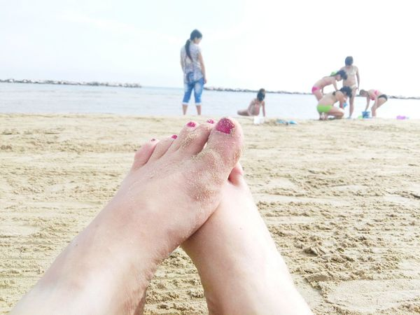 Hello World Relaxing Summer Summertime Enjoying Life Italy Check This Out Background People MyFeets People Together By August 3 2016 Peopletogether People And Places Live For The Story Summer Exploratorium