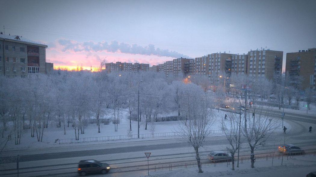 Snow Cold Temperature Travel Winter Outdoors Transportation Sunset Travel Destinations Sky Nature Snowing Beauty In Nature Large Group Of People Day Cityscape People -30°C -22°F