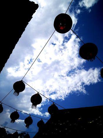 古来小普陀寺 No People Sky Outdoors Day