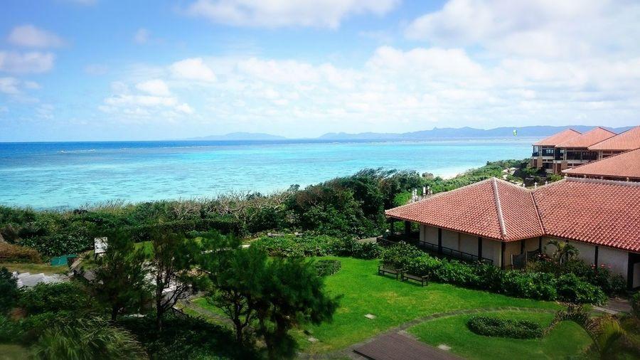 石垣島 クラブメッド Ishigaki Island Clubmed Beautiful Ocean View OKINAWA, JAPAN Japan Okinawa