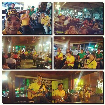 Deontem Muito Obrigado a Todos pela Presença no Domingo Happyhour da DonaBranca . Foi Lindo! Que Deus Abençoe a Todos pelo Carinho! VemPraDonaBranca PagodedoPretinho FaeldiSampa PagodeDasAntigas Beach Job Sound Music Brazil Maceió Alagoas Brasil Pagode90 DonaBranca AlagoasAcontece ODP! Giveme GiveMeEnergy GiveMeEnergyMaceió Amazing Instagood
