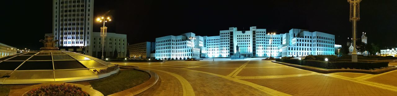 Minsk night
