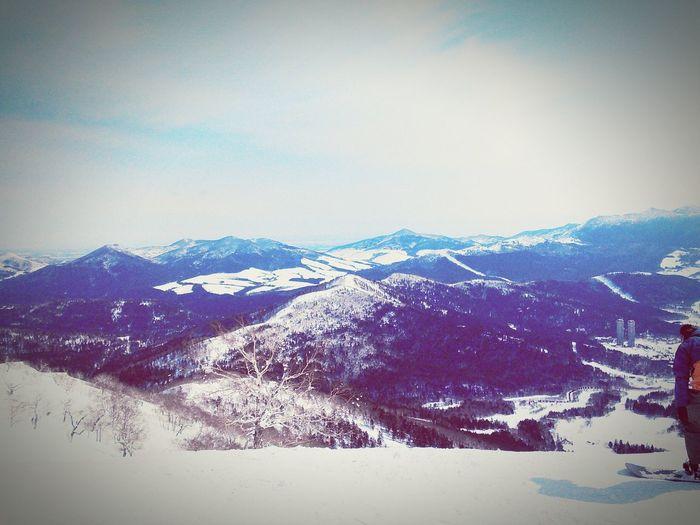 Hokkaido,Japan Mt.tomamu