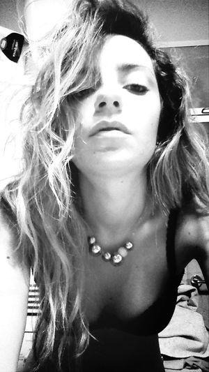 That's Me Blac&white  Selfiamoci❤️ Glam
