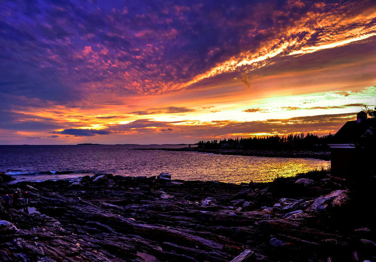Atlantic Ocean Backlight Building Exterior Clouds And Sky Coastline Landscape For Sale Mainethewaylifeshouldbe Memories ❤ Nikonphotography Pemaquid Point, Maine Risking My Life To Inform The Public Sunset_collection Whistleblowers Need Love