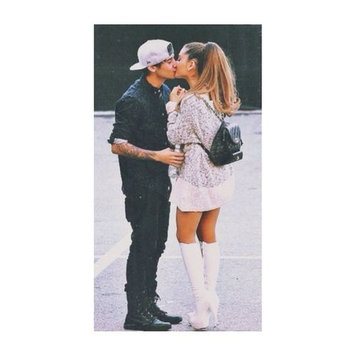 So happy for them? Ariana Grande Jaibrooks Jariana