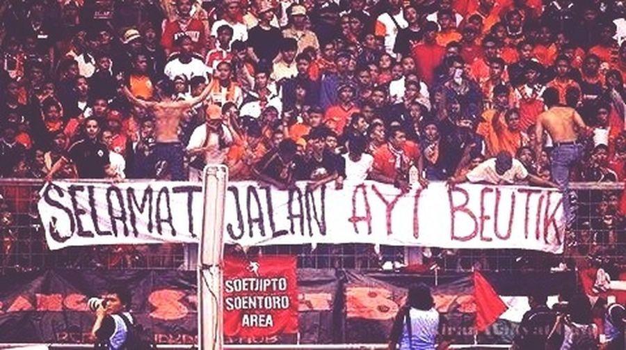 This is indonesia! RestInPeaceAyiBeutik Respect