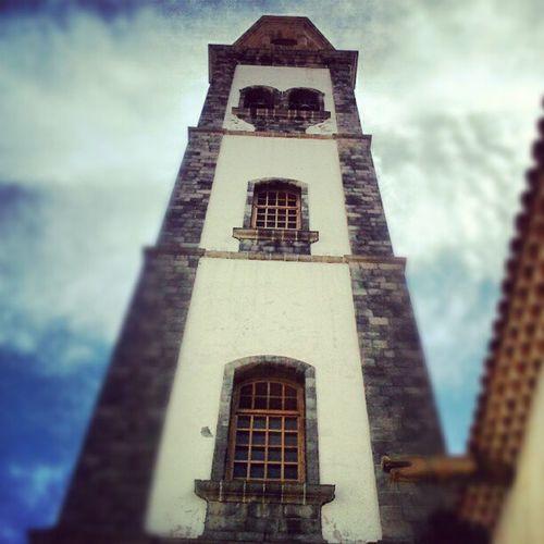 LaConcepcion Church Tower Street tenerife canaryisland instagram