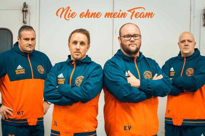 Trainerteam Fussball Ballfreunde Bester Verein First Eyeem Photo