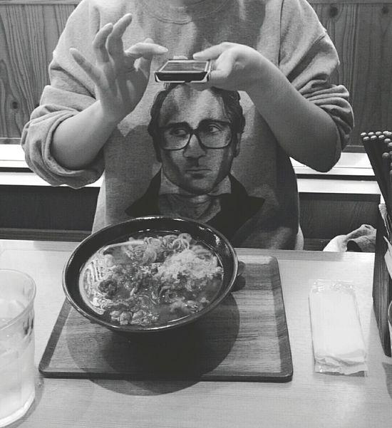 釜喜利うどん my friend from Tokyo Japanese Noodle Udon Fukuoka City
