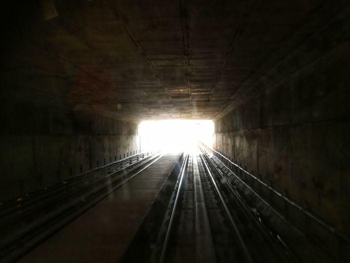 Light at the end of tunnel Subway Train City Railroad Track Fog Tunnel Rail Transportation Light At The End Of The Tunnel Dark Train - Vehicle Travel Subway Platform Subway Station Underground Railroad Station Metro Train