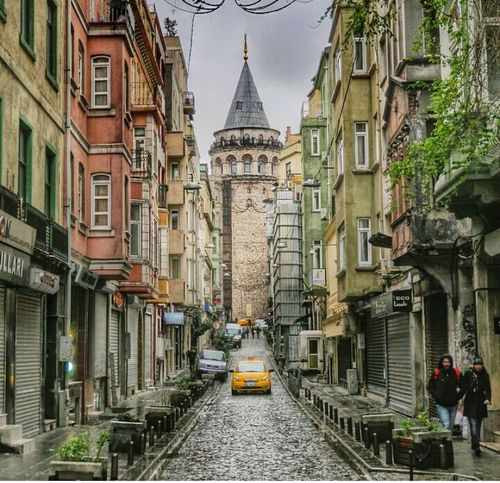 👌👌😊 Galatatower Istanbul #turkiye Helloworld That's Me Muhteşem Galata Kulesi People Photography
