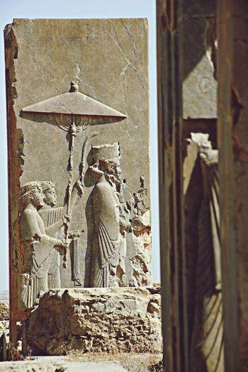Landscape Perspolis History Iran