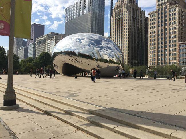 Chicago Chicago Architecture Chicago Illinois Chicago Lake Front Jellybean Chicago Skyline Cloudgate Cloud Gate Chicago Cloud Gate Bean Shaped