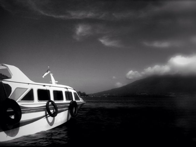 when she goes nana nana.. Blackandwhite This Is Indonesia Kon-Tiki: Your Adventure Ternate Island, Molucca