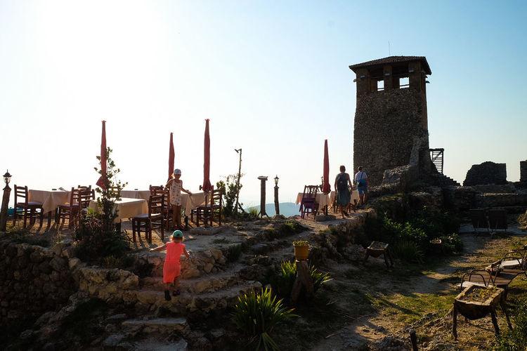 Castle Albania
