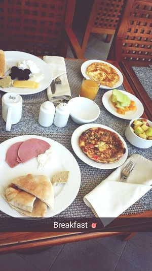 Breakfast مصر Sharm El Sheik