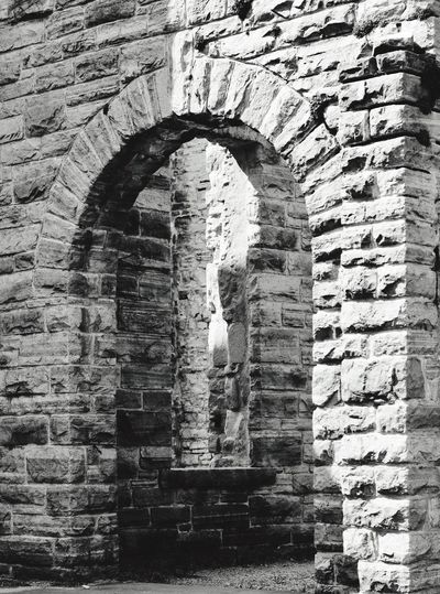 Built Structure Brick Wall Arch Architecture Day Old Ruin Outdoors Lake Of The Ozarks. Haha Tonka Enjoying The Moment Taking Pictures Hanging Out No People History Cloud - Sky Building Exterior
